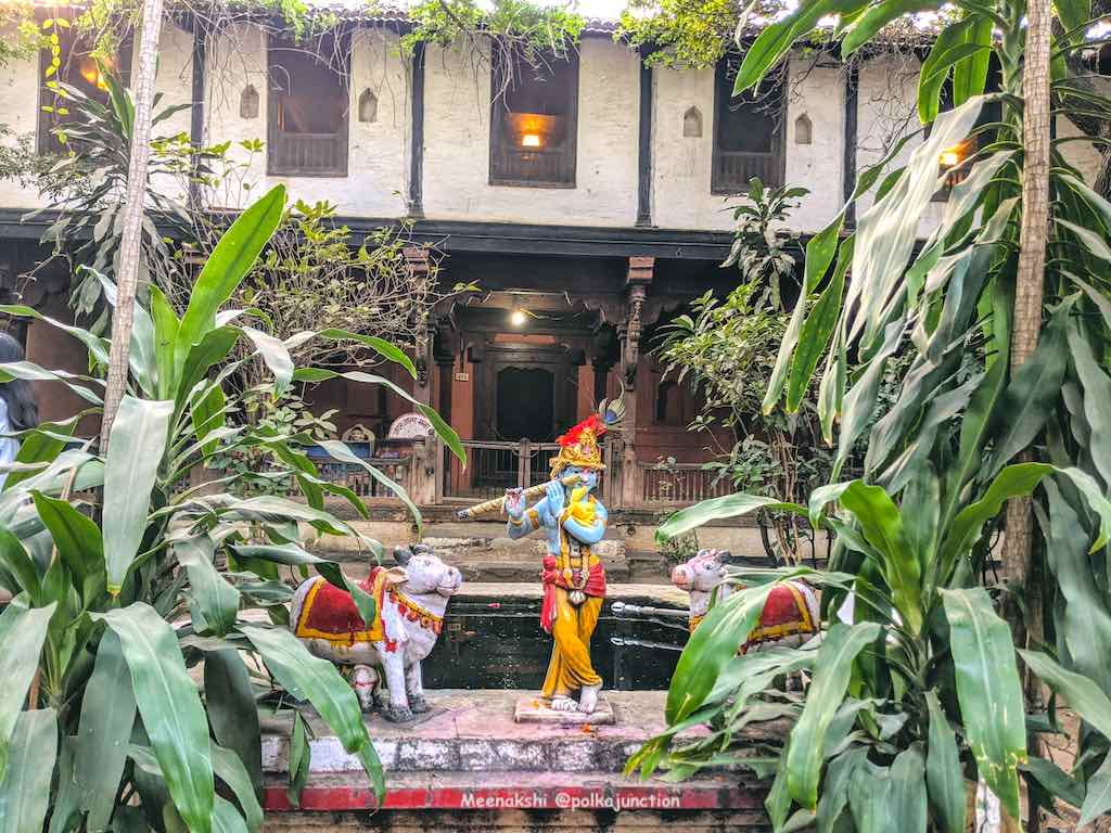 The Holkar Palace, a must-visit place in Maheshwar
