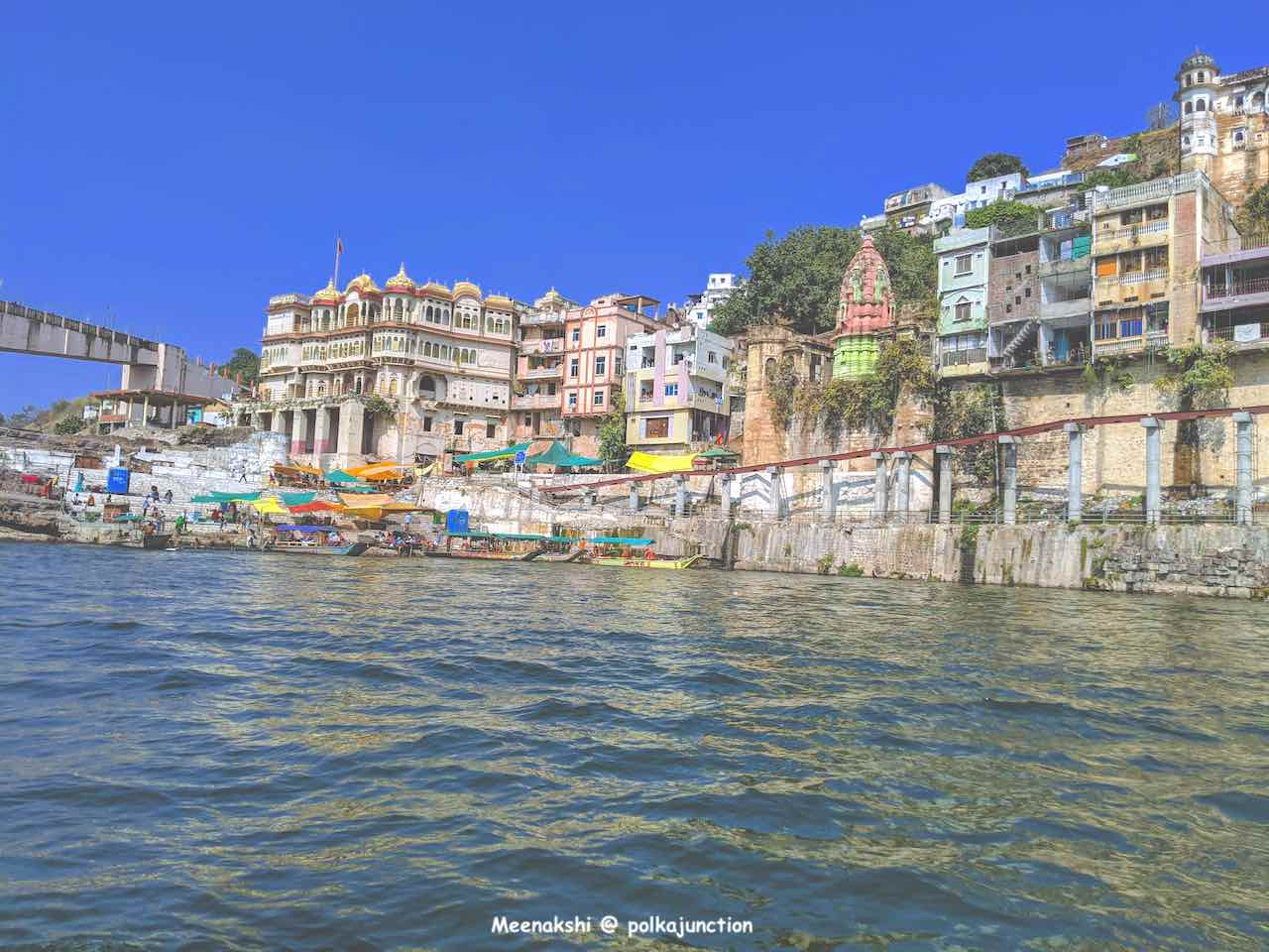 Omkareshwar-Boat-Ride