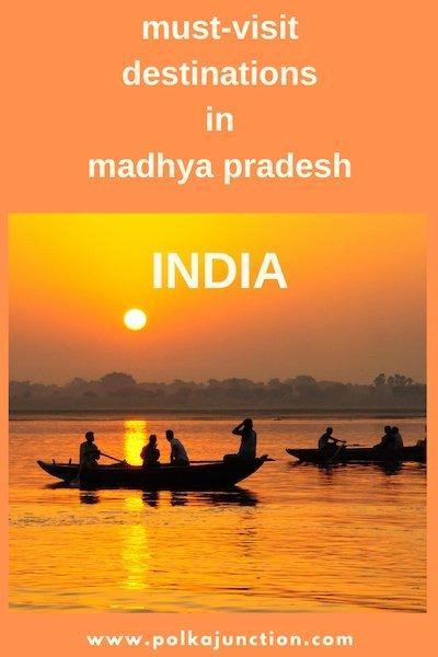 Madhya-Pradesh -destinations
