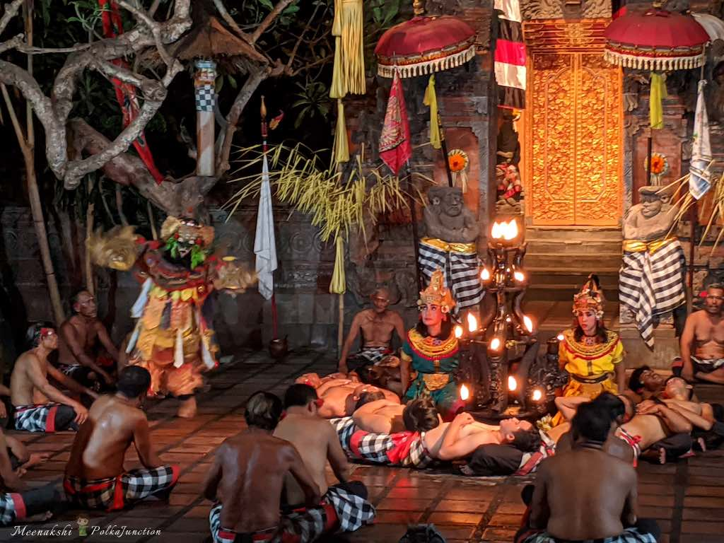 Ramayana-Bali-Kecak