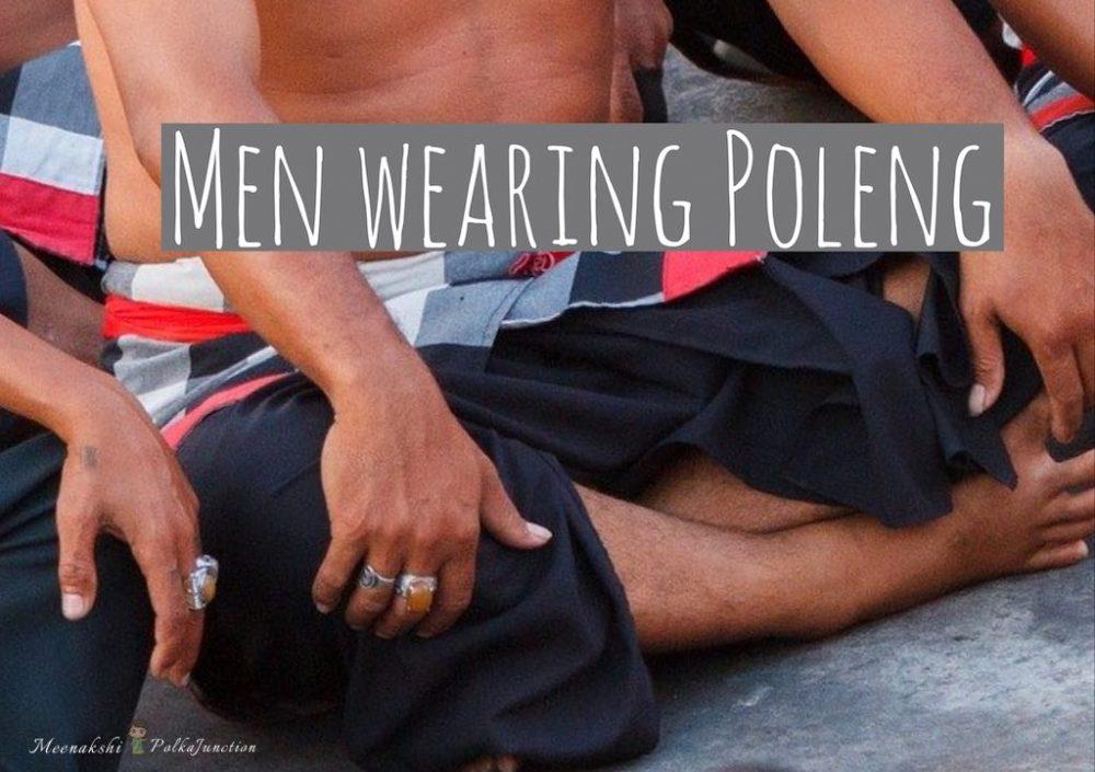 Poleng-Kecak-dance-costume