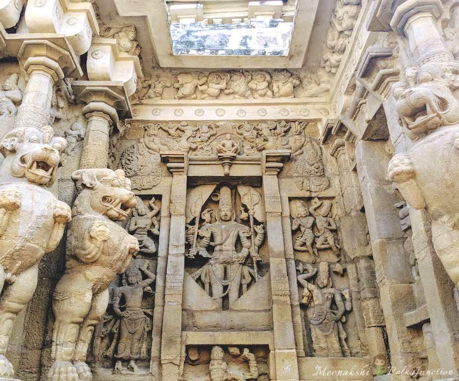 Lingodhbhava-kailsanatha-temple-kanchipuram